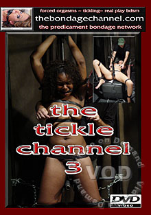 The Tickle Channel 3 Box Cover