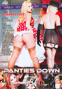 Panties Down Box Cover