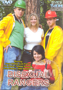 Bisexual Rangers Box Cover