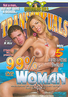 99% Woman Box Cover