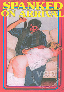 Spanked On Arrival Box Cover