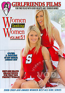 Women Seeking Women Volume 51 Box Cover