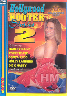 Hollywood Hooter Stories 2 Box Cover