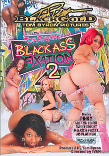 Black Ass Fixation 2 Box Cover