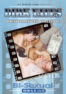 Dirk Yates Private Amateur Collection Volume 113 - Bi-Sexual Box Cover
