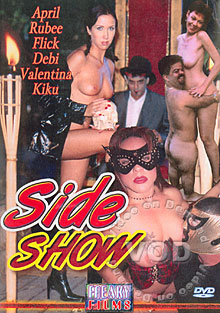 Side Show Box Cover