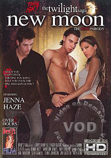 This Isn't The Twilight Saga New Moon - The XXX Parody