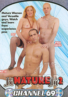 Bi Mature Bi 2 Box Cover