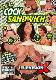 Cock Sandwich Box Cover