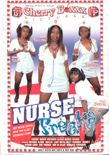 Nurse Freaks Box Cover