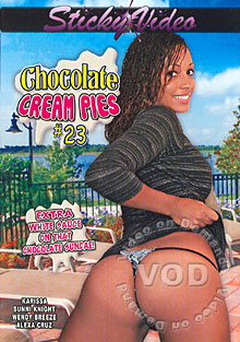 Chocolate Cream Pies #23