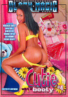 Cutie With A Booty #4 Box Cover