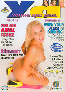 Young And Anal Number 39 Box Cover