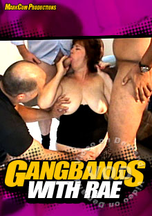 Gangbangs With Rae Box Cover