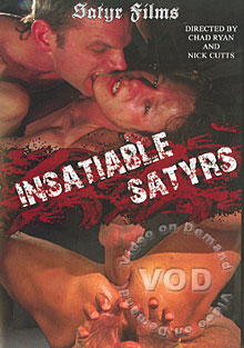Insatiable Saytrs Box Cover
