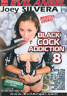 Black Cock Addiction 8 Box Cover