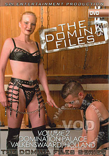 The Domina Files Volume 2 - Domination Palace Box Cover