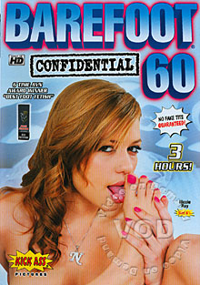 Barefoot Confidential 60 Box Cover