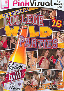College Wild Parties #16 Box Cover - Login to see Back