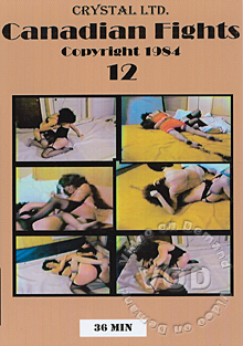 Canadian Fights 12 Box Cover