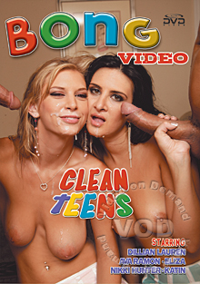 Clean Teens Box Cover