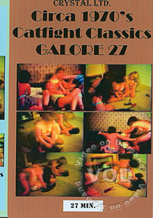 Catfight Classics Galore 27 Box Cover