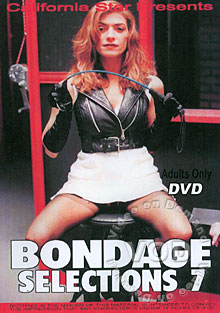 Bondage Selections 7 Box Cover