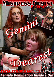 Gemini Dearest Box Cover