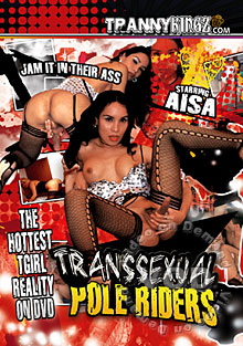 Transsexual Pole Riders Box Cover