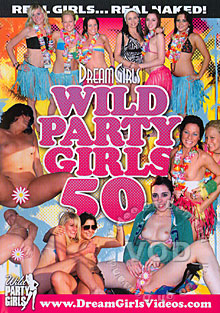 Wild Party Girls 50 Box Cover
