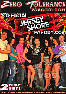 Official Jersey Shore Parody.com (Disc 1)