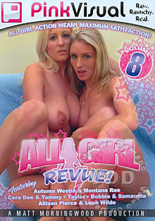 All Girl Revue! Volume 8