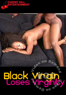 Black Virgin Loses Virginity Box Cover