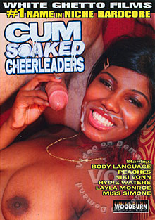 Cum Soaked Cheerleaders Box Cover