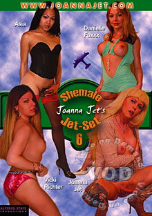 Shemale Jet-Set 6 Box Cover