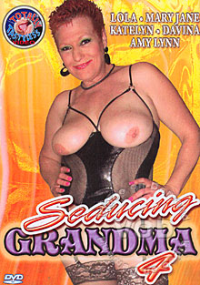 Seducing Grandma 4 Box Cover