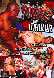 Mandingo The Mauler Box Cover