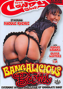 Bangalicious Booties Box Cover