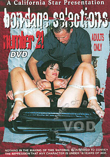 Bondage Selections 21 Box Cover