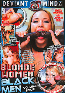 Blonde Women Black Men 4 Box Cover