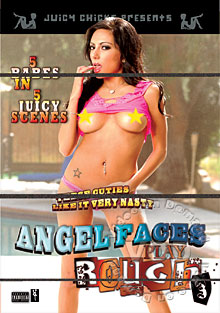 Angel Faces Play Rough 3 Box Cover