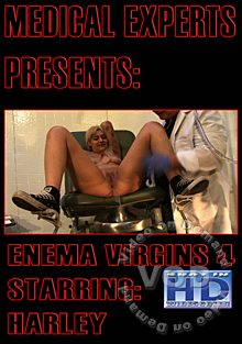 Enema Virgins 4 Box Cover