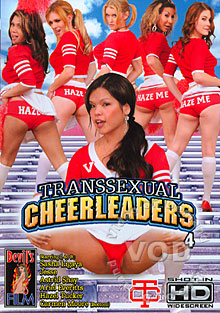 Transsexual Cheerleaders 4 Box Cover