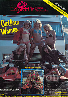 Outlaw Women Box Cover