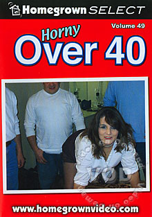 Horny Over 40 Volume 49 Box Cover
