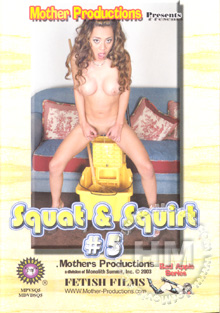Squat & Squirt #5 Box Cover