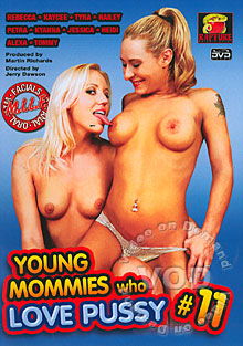 Young Mommies Who Love Pussy #11