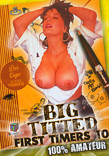 Big Titted First Timers 10 Box Cover