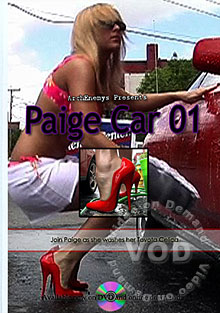 Paige Car 01 Box Cover
