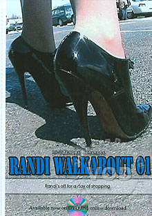 Randi Walkabout 01 Box Cover